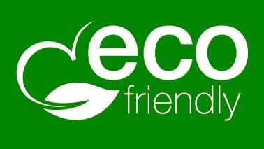 ECO - het milieuvriendelijke alternatief