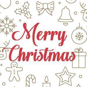 Een kerstgroet van ons allemaal