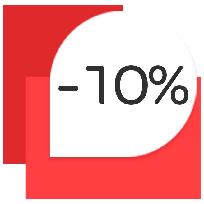 Online Beurs: 10% korting én een cadeautje