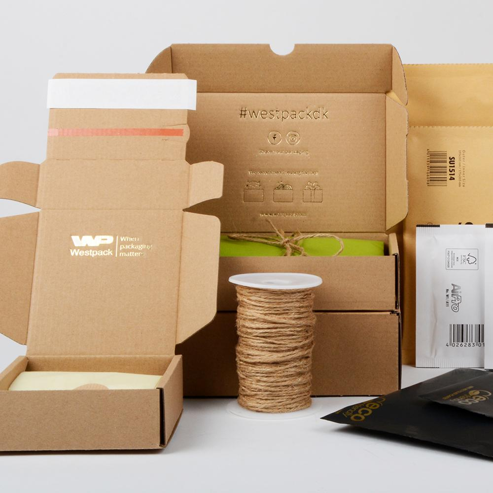 Choose ECO-friendly packaging for your online store