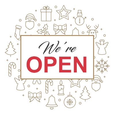 We zijn langer open!!