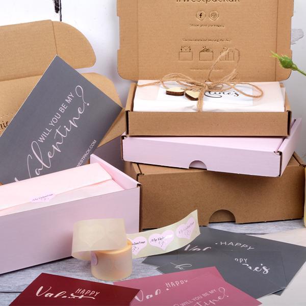 Valentine's Unboxing & Free Valentine's Card