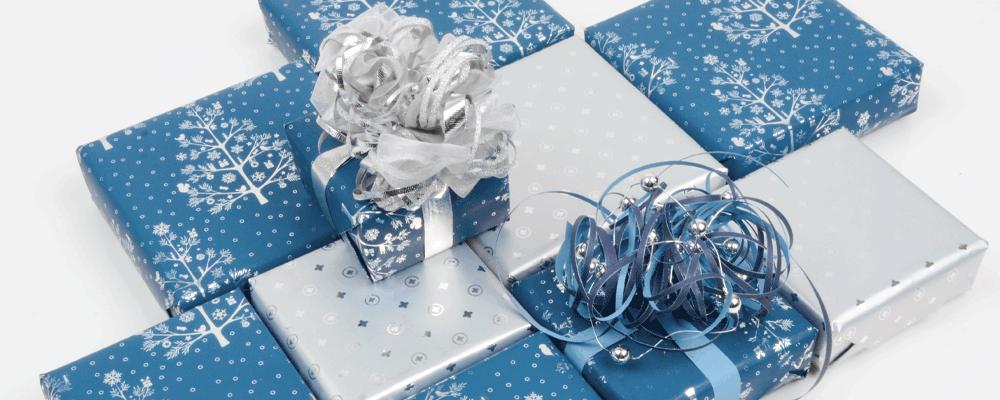 Wij houden van cadeautjes!