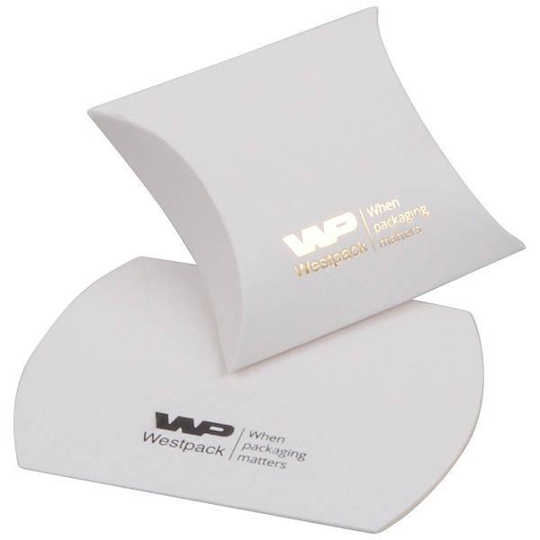 Plano Fix Berlingots pour bague / BO Carton blanc mat 42 x 55 x 19