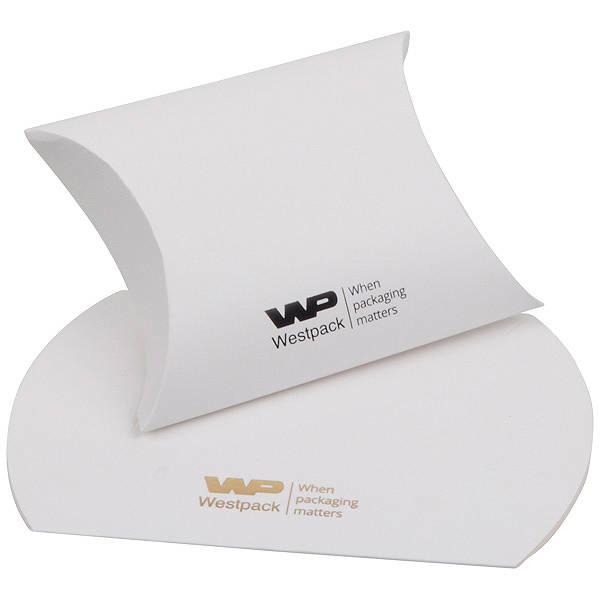 Plano Fix Berlingots pour BO / pendentif Carton blanc mat 80 x 90 x 35