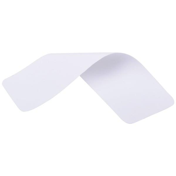 Afdekstof voor Hangerdoosje Wit 187 x 57 0018004 / 0027004