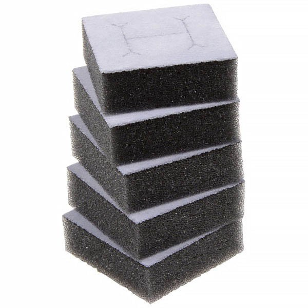 Extra foam insert voor ringendoosje Grijs 44 x 44 x 15 0 027 000 / 0 018 000