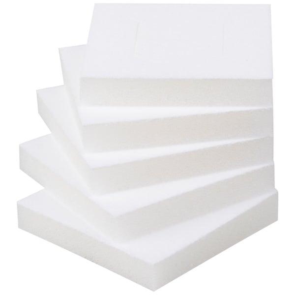 Extra foam insert voor ringendoosje Wit 44 x 44 x 7 0 018 600 / 3 028 600