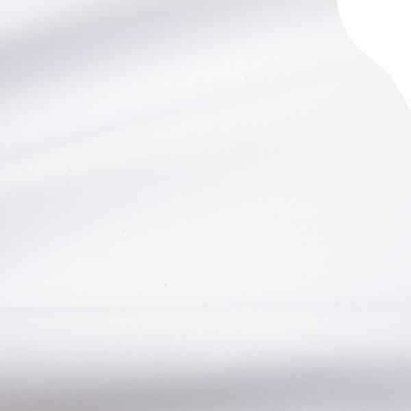 Nappa kunstleer, per strekkende meter Wit 137 x 1