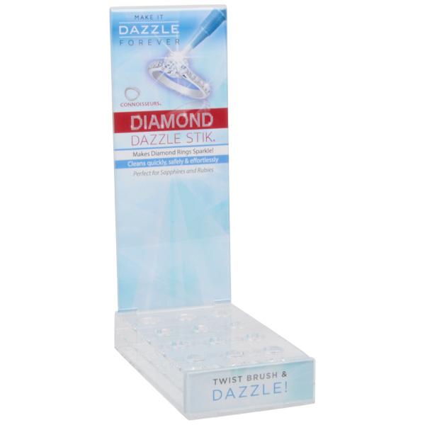 Présentoirs Connoisseurs  Pour 12 x Diamond Dazzle Stik