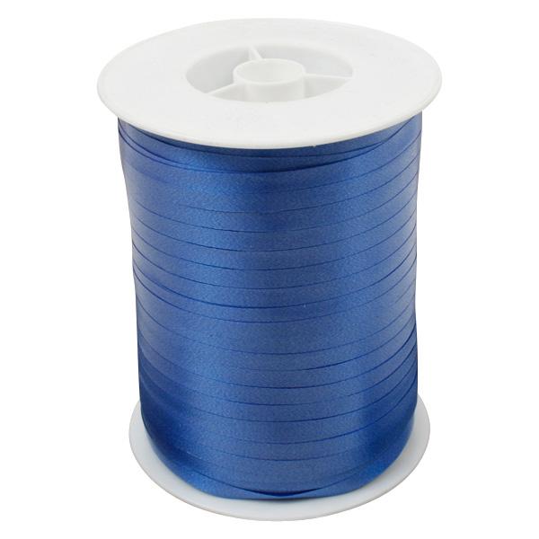 Plain lint, smal Blauw  5 mm x 500 m
