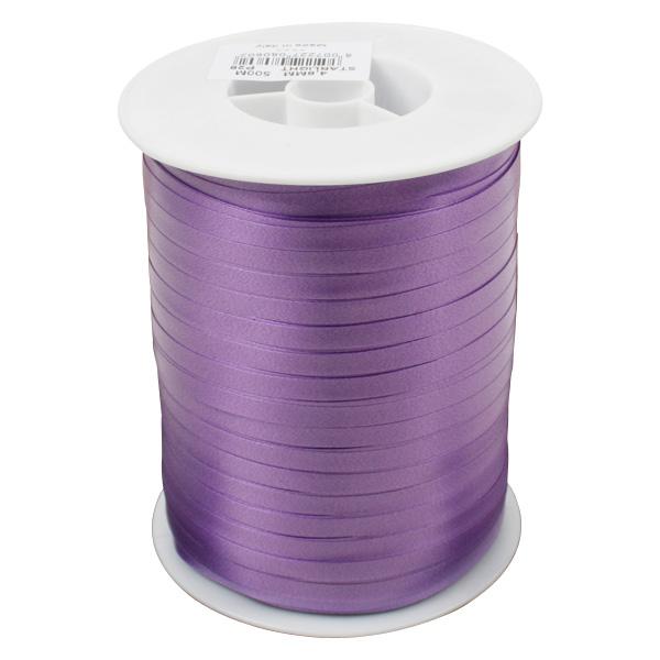 Bolduc ruban standard satiné, étroite Violet mauve  5 mm x 500 m