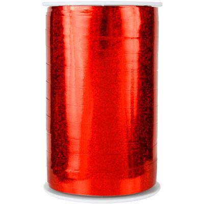 Hologram lint, breed Rood  10 mm x 100 m