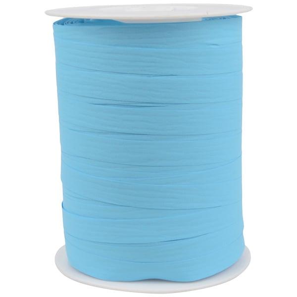 Matline lint, breed Lichtblauw  10 mm x 250 m