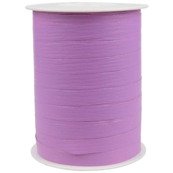Bolduc ruban mat, avec texture Violet mauve  10 mm x 250 m