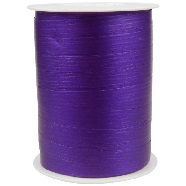 Matline lint, breed Donkerpaars  10 mm x 250 m