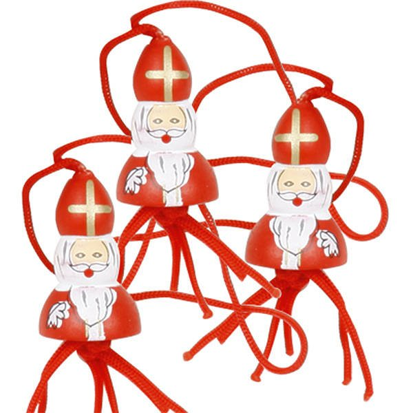Sinterklaaspoppetjes, 100 st.  24 x 15
