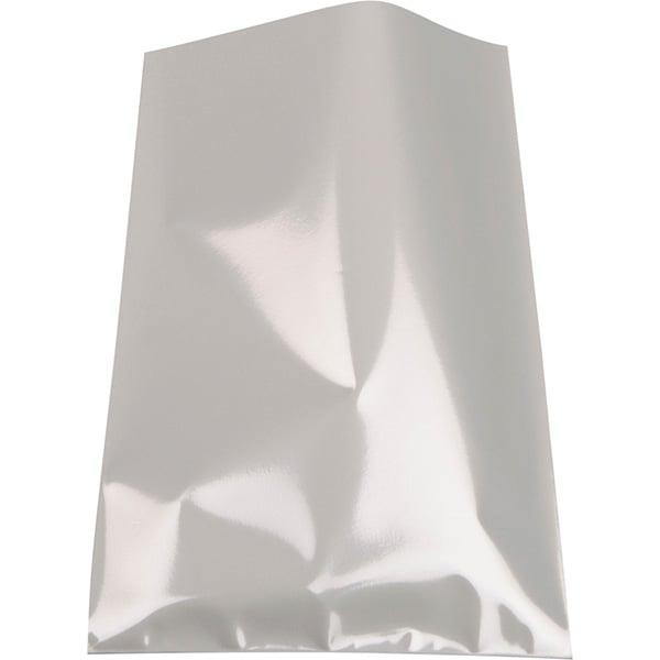 Foliezakje klein, 500 st. Glanzend wit 80 x 125