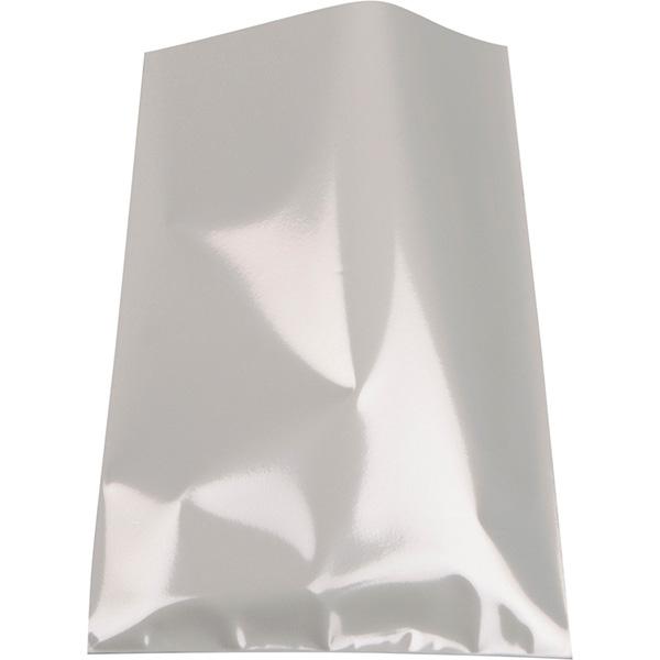 500 stk. Smykkepose i folie, lille Blank hvid folie 80 x 125