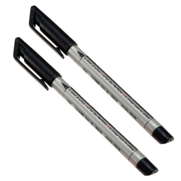 Pen, Stabilo Superfine Fineliner 0,4 mm Zwart