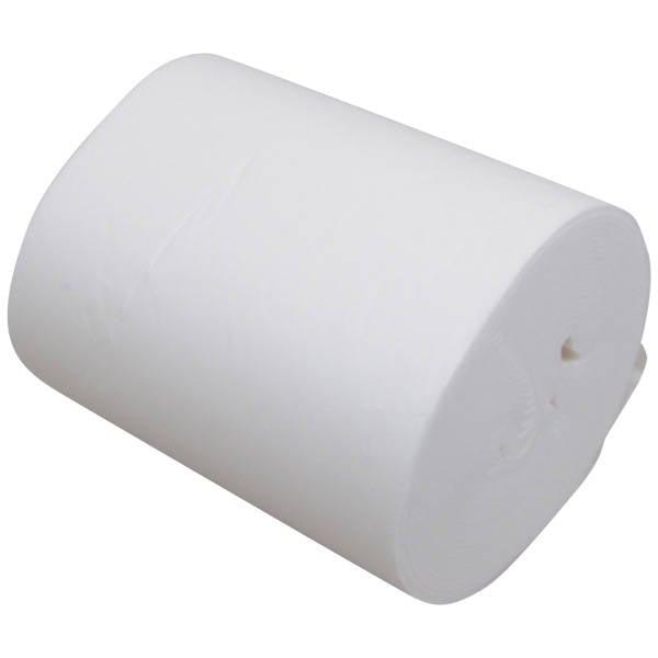 Coton ouaté doux, largueur 150 mm Coton blanc  150 mm x 5 m