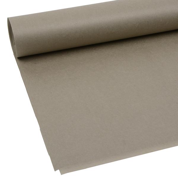 Zijdevloeipapier, 480 vellen Kiezel 760 x 505 14 gsm