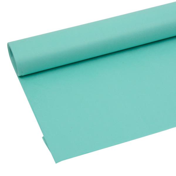 Zijdevloeipapier, 480 vellen Mintgroen 760 x 505 17 gsm