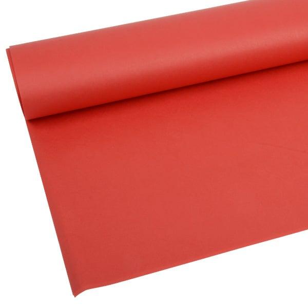 Zijdevloeipapier, 480 vellen Helder rood 760 x 505 17 gsm