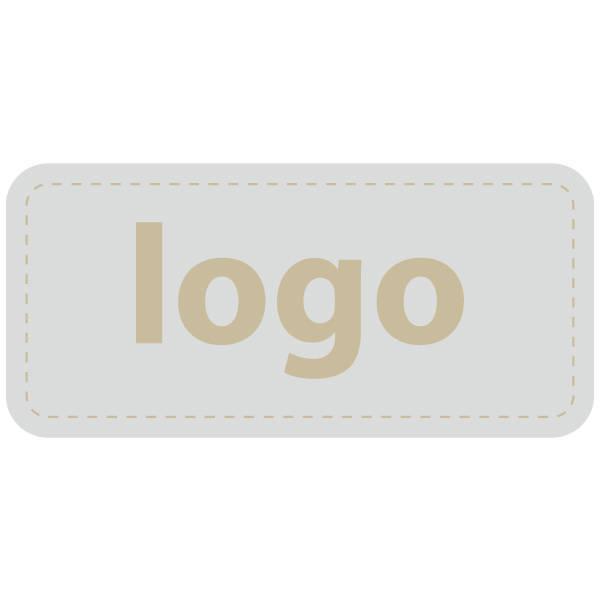 Etiquettes adhésives 006 - Rectangulaire Argent 30 x 14