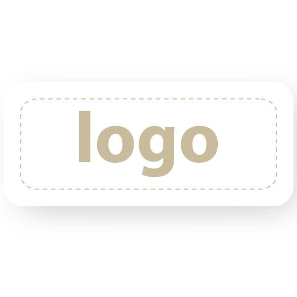 Etiquettes adhésives 011 - Rectangulaire Blanc 35 x 15