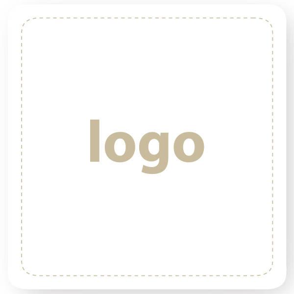 Etiquettes adhésives 017 - Carré Blanc 42 x 41