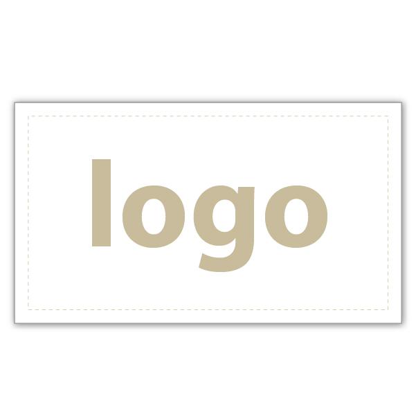 Etiquettes adhésives 018 - Rectangulaire Blanc 28 x 16