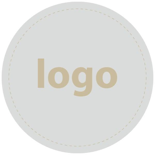 Etiquettes adhésives 022 - Ronde Argent 32 x 32