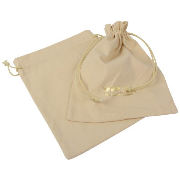 Linen Pouch, Large Natural Linen 180 x 240