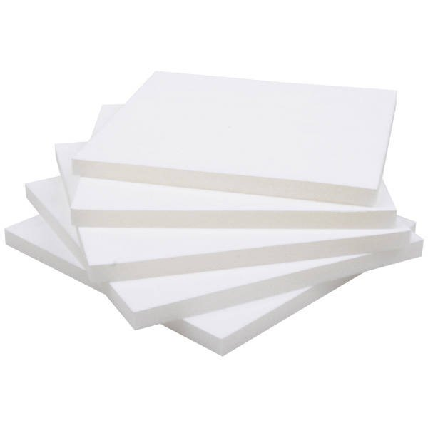 Grootverpakking: Foam insert voor collierdoosje Wit 163 x 163 x 15 0 027 014 / 0 018 014