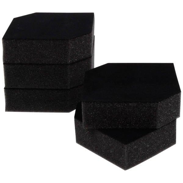 Extra foam insert voor horlogedoosje Zwart 85 x 85 x 7 0 027 071 / 0 018 071
