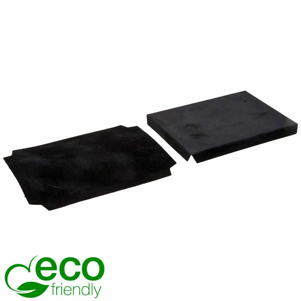 ECO insert voor cadeaubondoosje Zwart 105 x 75 x 8