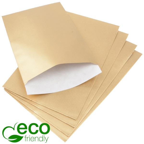 ECO Pochettes papier grands, 500 pcs Papier doré vergé 120 x 180 80 gsm