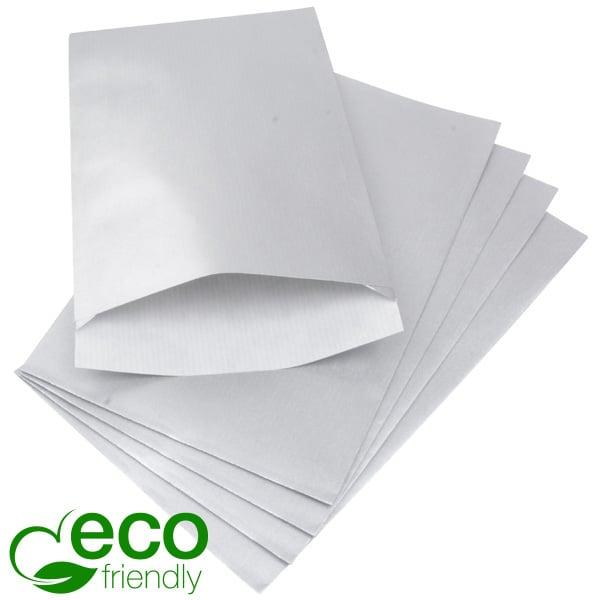ECO Pochettes papier grands, 500 pcs Papier argent vergé 120 x 180 80 gsm