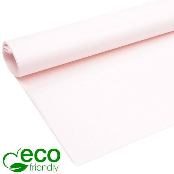 Milieuvriendelijk Vloeipapier chloor en zuurvrij Rozenkwarts / 480 vellen 700 x 500 17 gsm