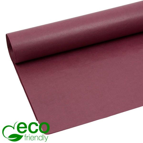 Milieuvriendelijk Zijdevloeipapier, 480 vellen Wijnrood 700 x 500 17 gsm