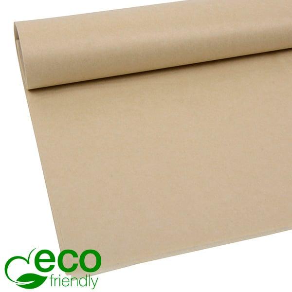 Milieuvriendelijk Zijdevloeipapier, 480 vellen Beige 700 x 500 17 gsm