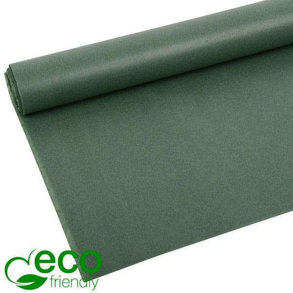 Milieuvriendelijk Zijdevloeipapier, 480 vellen Donkergroen 700 x 500 17 gsm