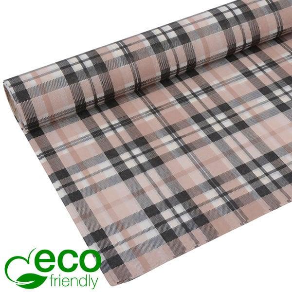 Milieuvriendelijk Vloeipapier, 240 vellen Zwart/Bruin patroon 750 x 500 24 gsm