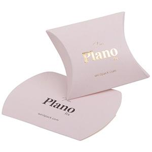 Plano Fix pierścionek Kolor Różowy matowy 42 x 55 x 19