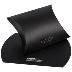 Plano Fix Berlingots pour pendentif / bracelet Carton noir mat 100 x 110 x 39