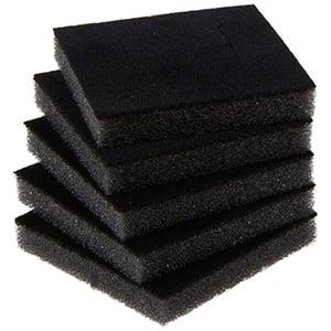 Extra foam insert voor ringendoosje Zwart 44 x 44 x 7 0 018 600 / 3 028 600