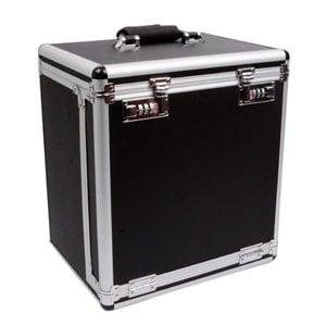 Koffer voor standaardtableaus Zwart / Aluminium - Excl. tableaus 310 x 240 x 350