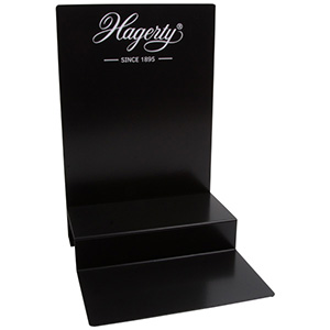 Hagerty Display, small Black Metal 200 x 300 x 200