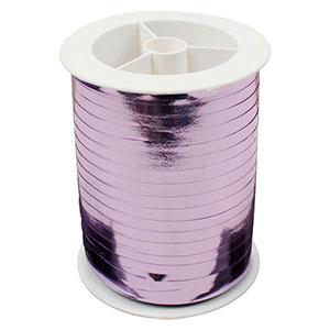 Bolduc ruban starmétal brillant, étroite Violet mauve  5 mm x 250 m